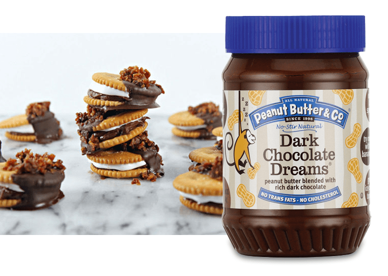 Peanut Butter & Co Dark Chocolate Dreams или Пинат Баттер Черный Шоколад