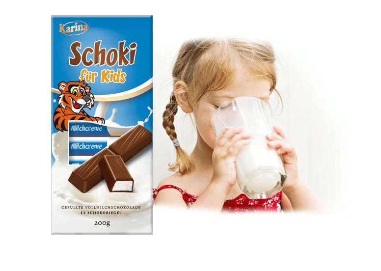 Karina Schoki for kids или Карина для детей