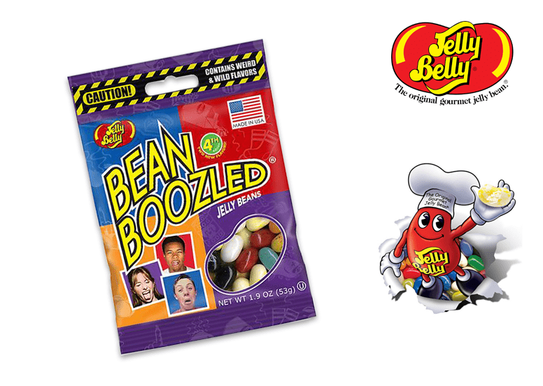 Jelly Belly Bean Boozled или Джелли Белли Бин Бузлд