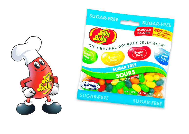 Jelly Belly Sours или Джелли Белли кислый микс