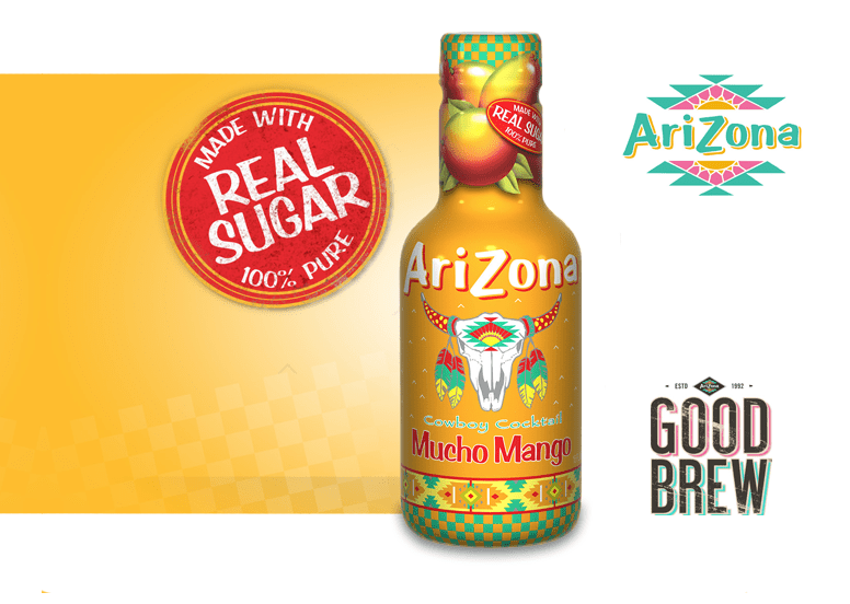 Arizona Mango Cocktail или Аризона Коктейль Манго