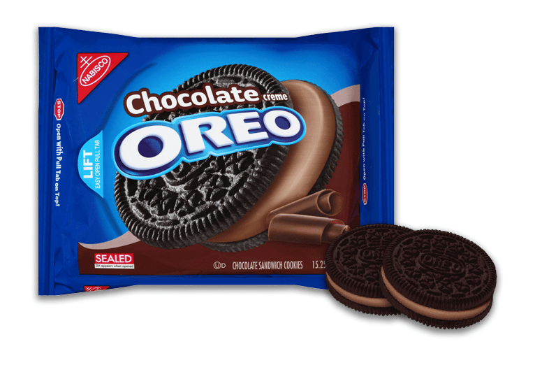 Oreo Chocolate Creme Cookies или Орео с шоколадной начинкой