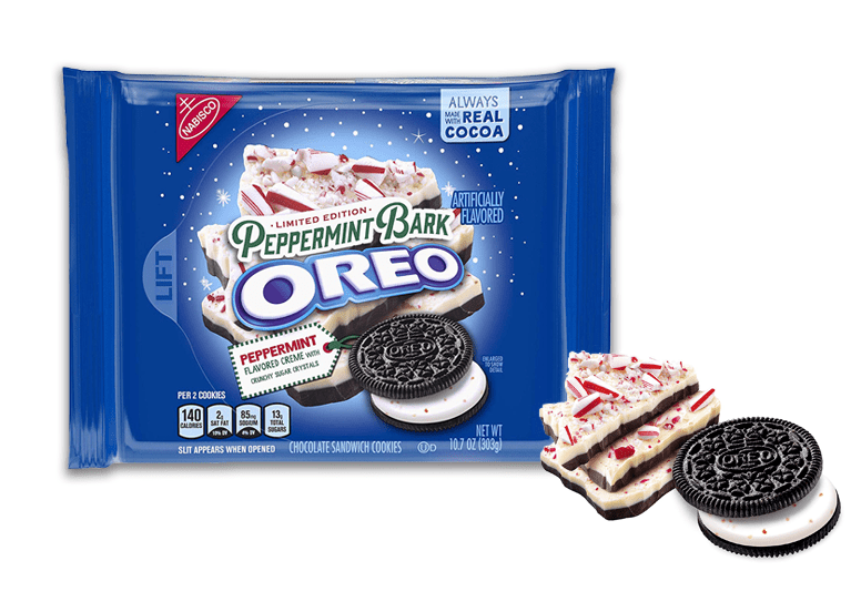 Oreo Peppermint Bark 303g или Орео Пеперминт Барк 303г