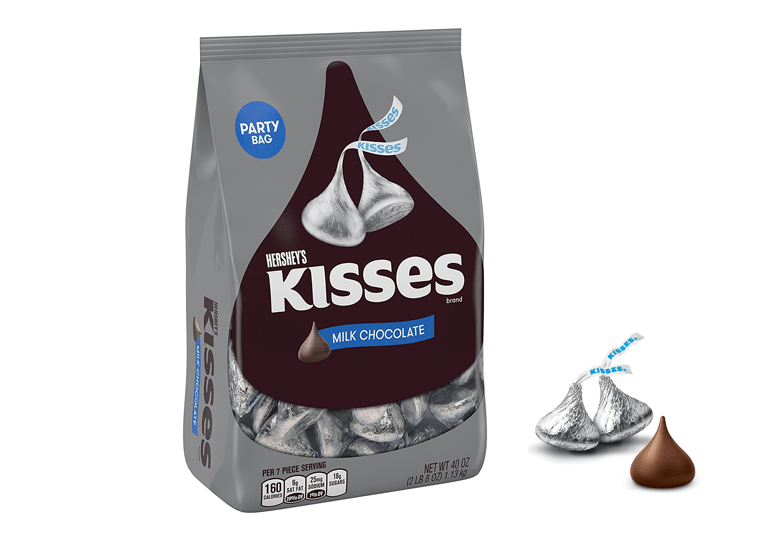 Hershey's Kisses 1130g или Херши Поцелуй 1130г