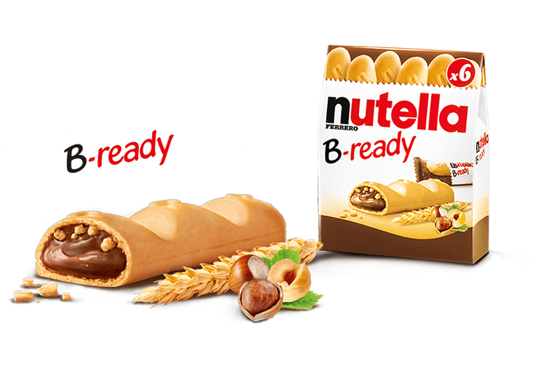 Nutellа B-Ready или Нутелла Би-Реди