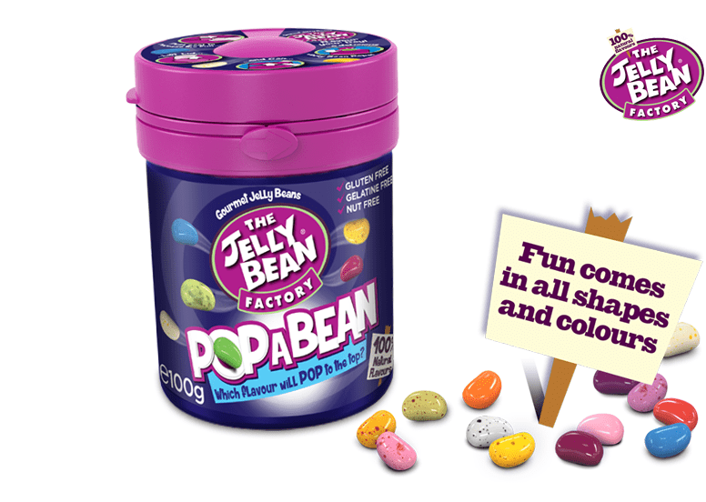 The Jelly Bean Factory Popa Bean или Джелли Бин Фактори Бочонок