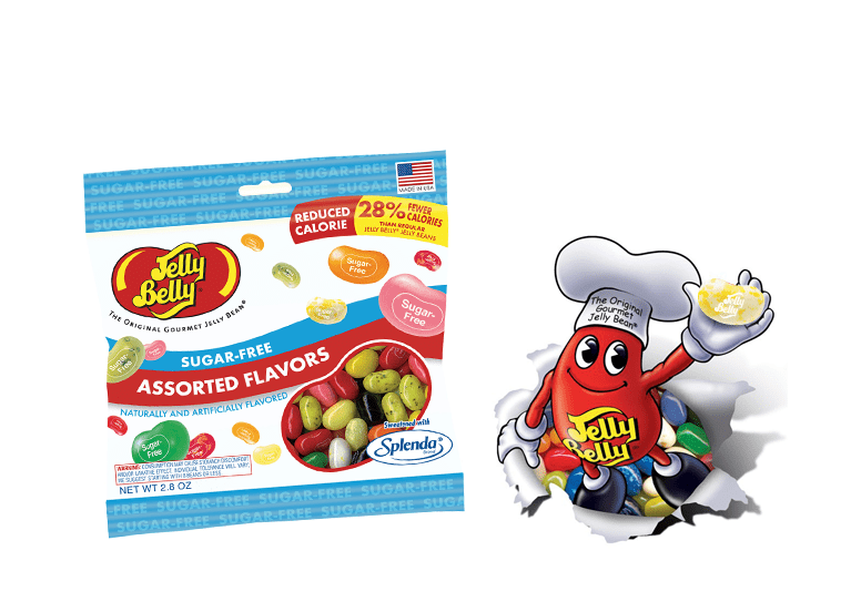 Jelly Belly Assorted Flavors ?9g или Джелли Белли Ассорти 79г