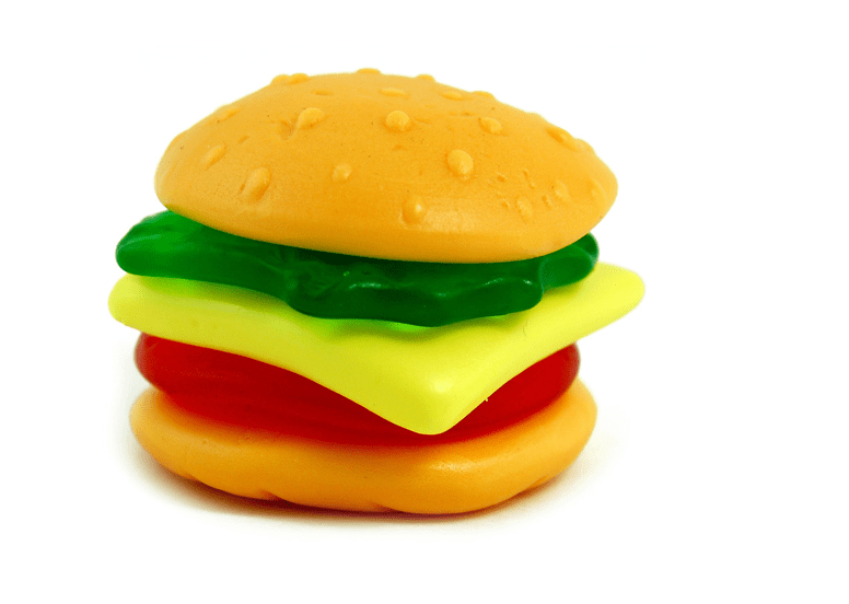 Trolli Mini Burger или Тролли Мини Бургер