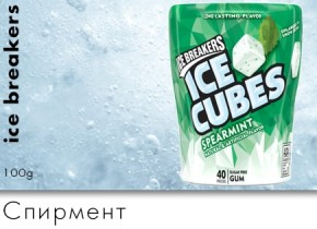 Ice Breakers Спирмент 100g